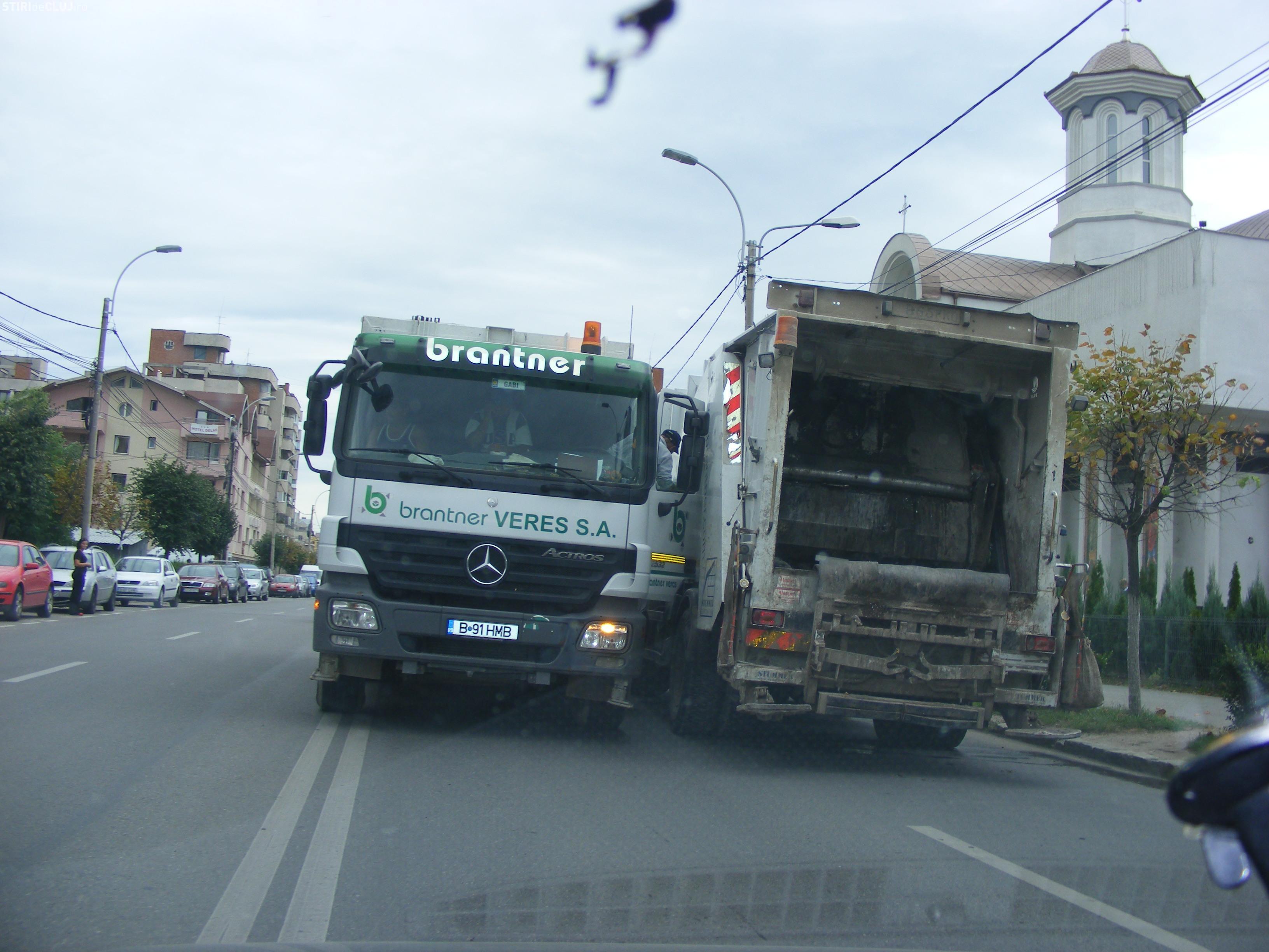 Brantner Vereș a câștigat licitația de salubrizare stradală și deszăpezire