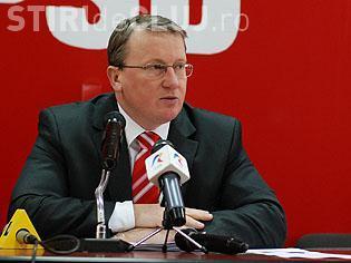 Remus Lăpușan nu mai e președintele PSD Cluj