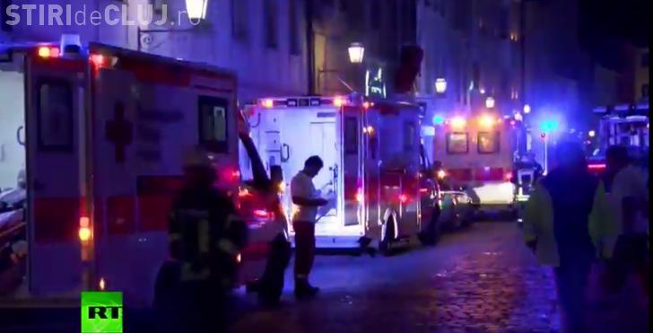 Atac cu bombă în Germania! Un sirian s-a aruncat în aer într-un restaurant