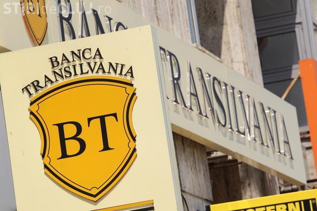 Banca Transilvania a mai deschis o agenție în Roma