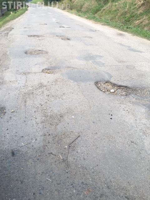 Remus Lăpușan: Drumul Fundătura - Cornesti nu e asfaltat, așa cum susține Alin Tișe