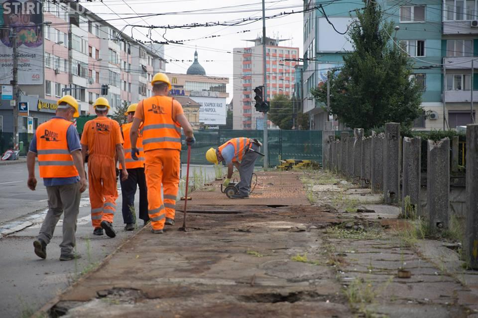 Au început lucrările la Podul Traian. Cum va arăta noul pod, după demolare - FOTO