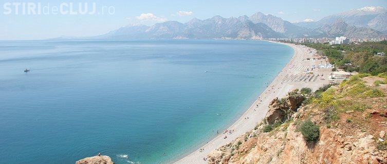 Atac cu bombă lângă Antalya