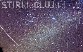 Ploaie de stele, vizibilă din România. Vezi când poate fi observat fenomenul impresionant