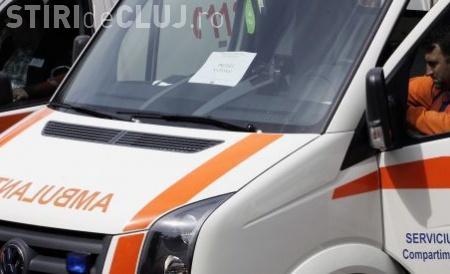Cluj: Doi copii care au picat de la etaj au supravieţuit ca prin minune