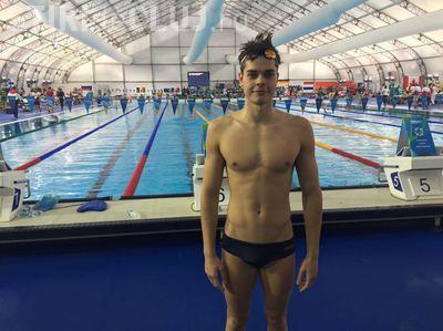 Inotătorul clujean Robert Glință, locul 8 în finala de 100 metri spate de la Jocurile Olimpice