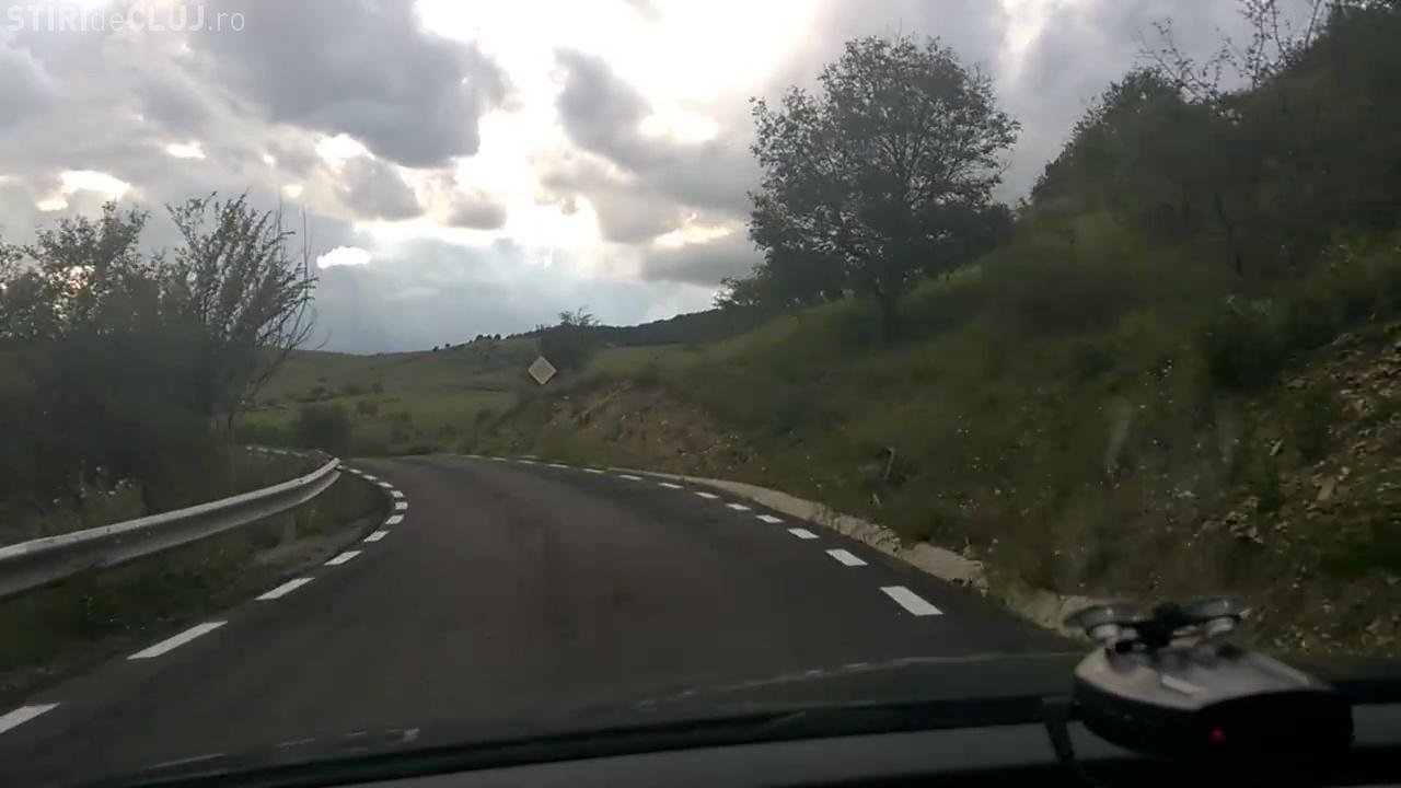 Mini-centura Florești - Grigorescu este asfaltată - VIDEO