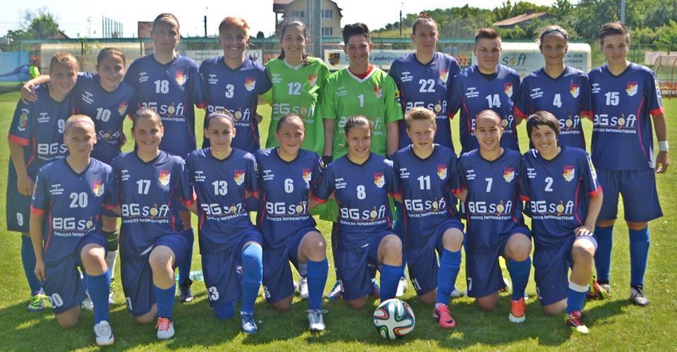 Victorie la scor de zile mari pentru Olimpia Cluj, în Champions League! Au bătut campioana Muntenegru cu 10-0