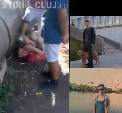 Cluj - Bătut și UMILIT de doi șmecherași. L-au călcat în picioare - VIDEO ȘOCANT