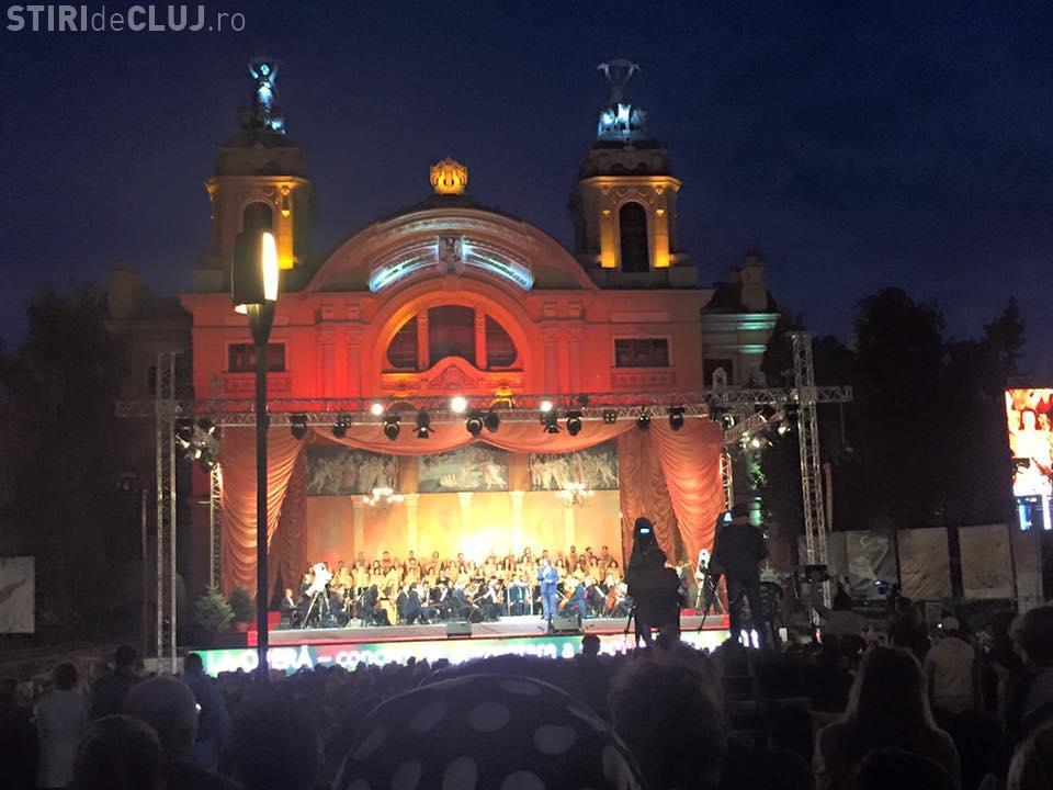 Spectacol de Operă în Piața Avram Iancu