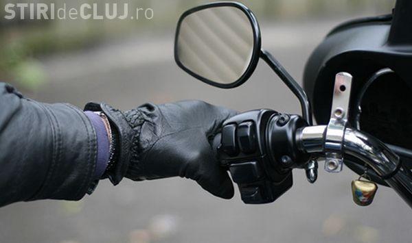 Motociclist clujean, prins de polițiști conducând fără permis. Ce le-a atras atenția oamenilor legii