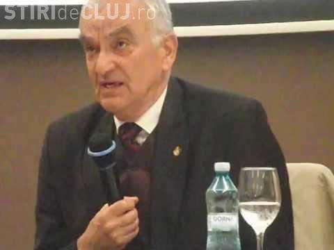 Iohannis a desemnat un clujean drept ambasador al României la Vatican
