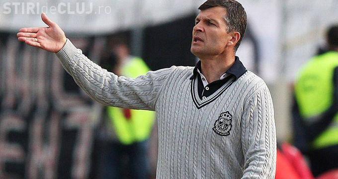 Sabău a început trialul pentru U Cluj! Vrea să facă la Cluj ce a făcut Hagi