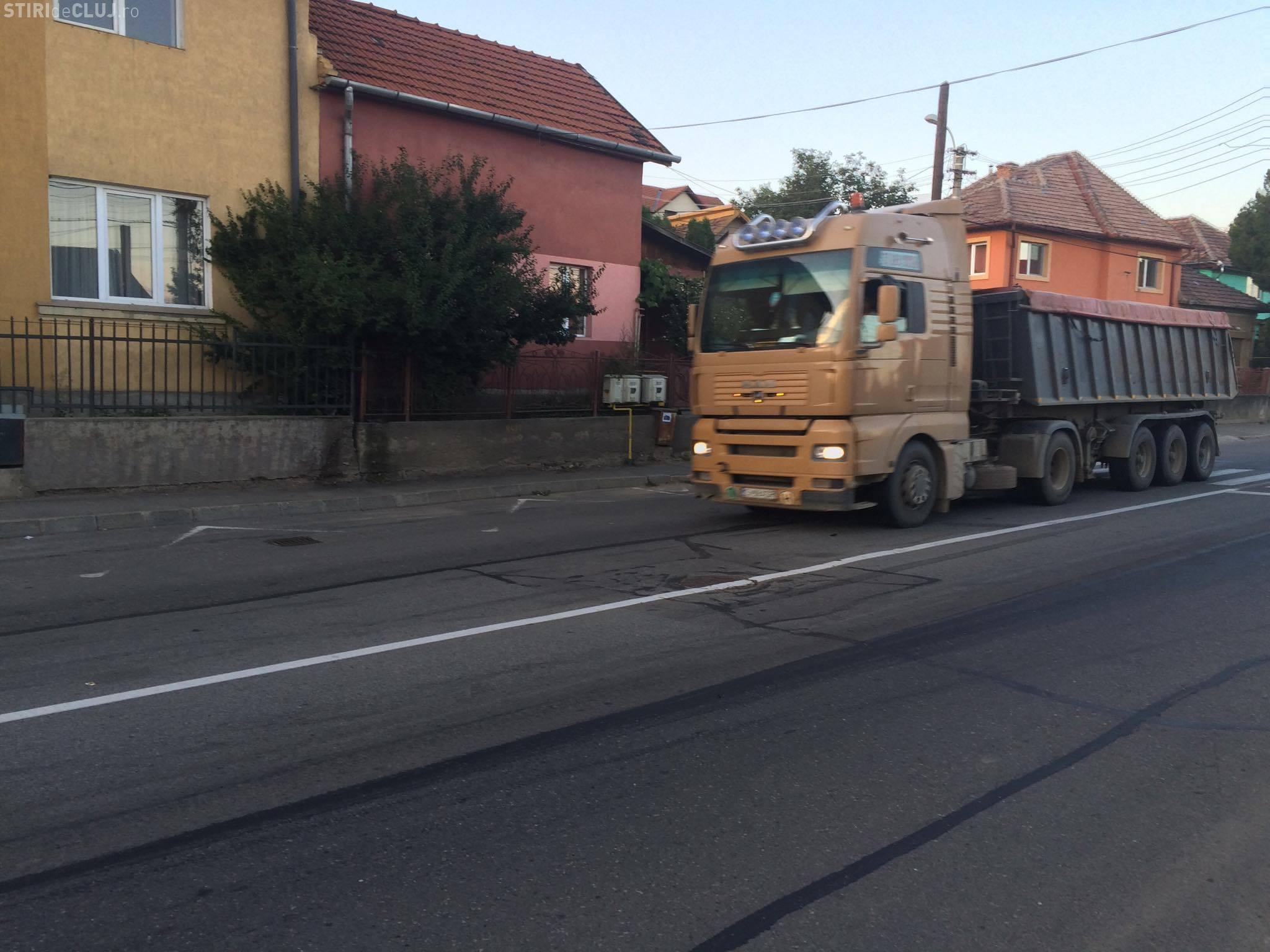 Șantierele din Cluj-Napoca au fost verificate de Poliția Locală