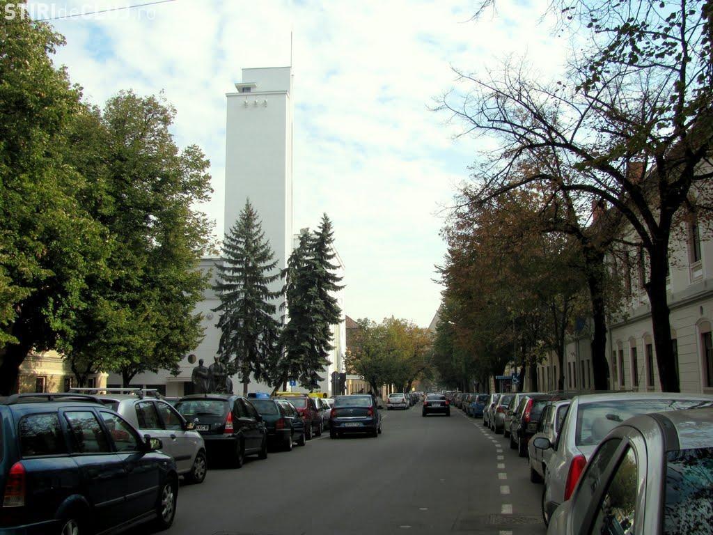 Strada Mihail Kogălniceanu se închide traficului timp de o săptămână