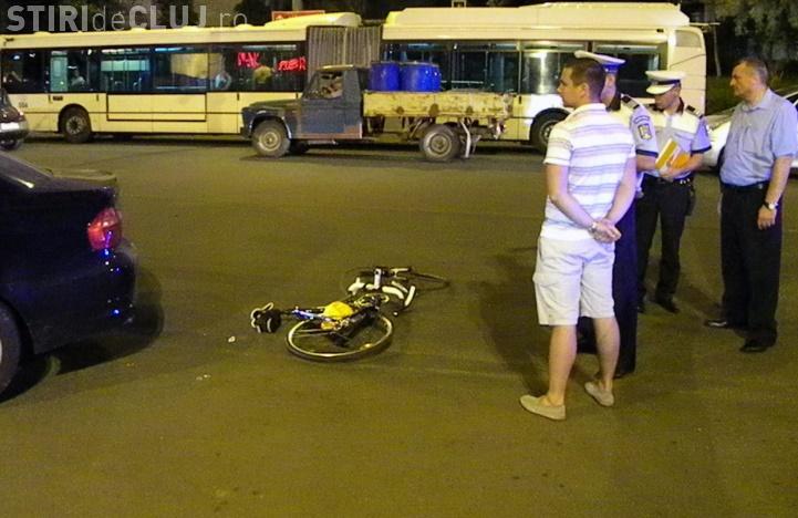 Accident lângă Iulius Mall! Toți susțin că aveau verde la semafor