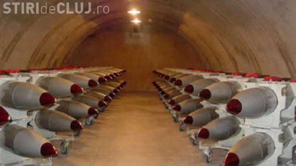 SUA transferă armele nucleare din Turcia spre România. MAE neagă aceste informații