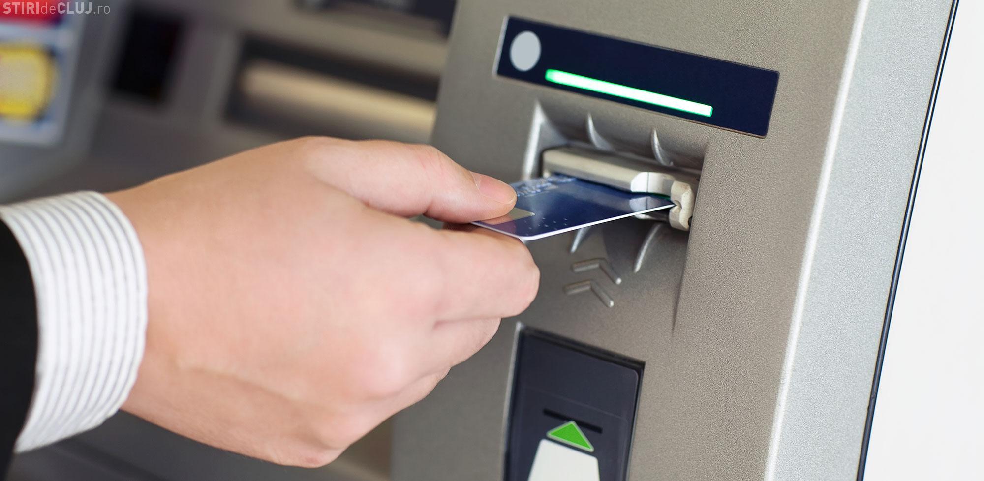 Nesimțirea nu are vârstă! Ce a făcut un clujean de aproape 70 de ani când a găsit bani într-un bancomat