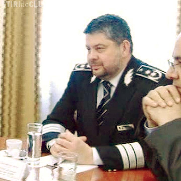 Gelu Oltean, clujeanul care a condus Serviciul secret al Poliției, cercetat de DNA. Fapta e RUȘINOASĂ
