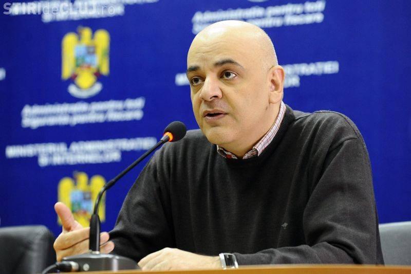 Raed Arafat: Românii să îşi facă provizii de hrănă şi apă!