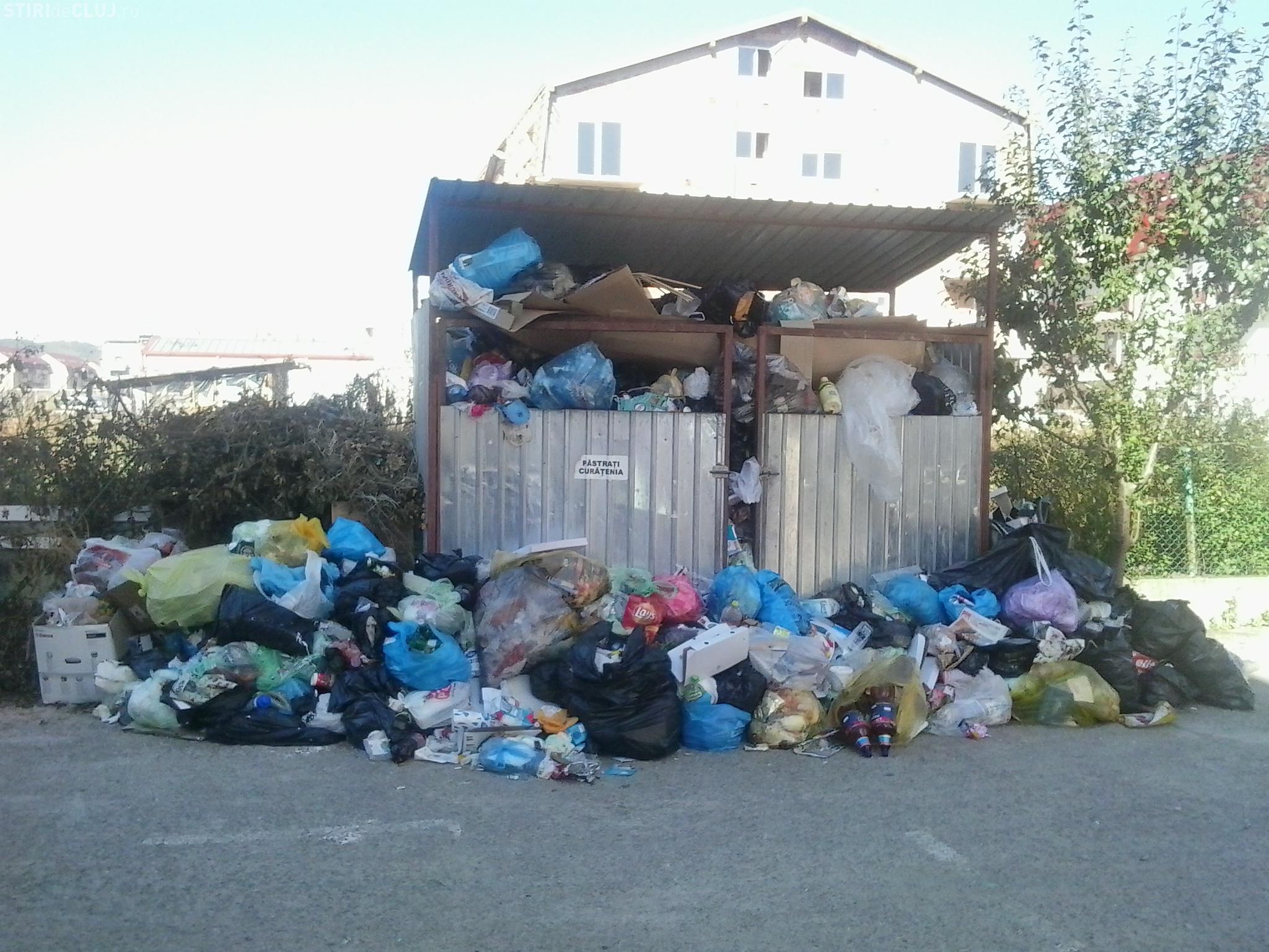Criza deșeurilor din Florești s-a lăsat cu schimbări din funcții. Florin Otrocol o înlocuiește pe Livia Baica