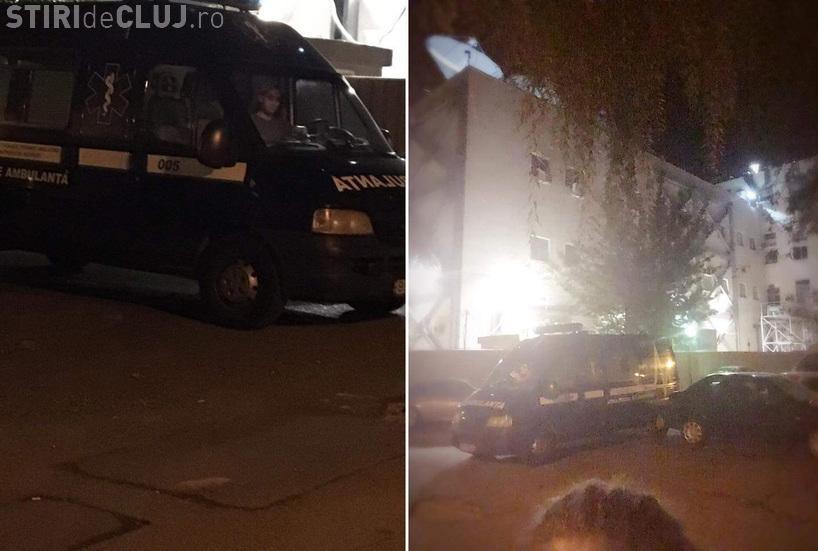 Isteria cu Ambulanţa neagră a revenit. Ce spune Poliția! - FOTO