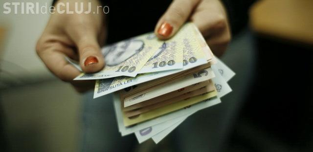 INS: Salariile în județul Cluj au crescut. Vezi TOPUL salariilor