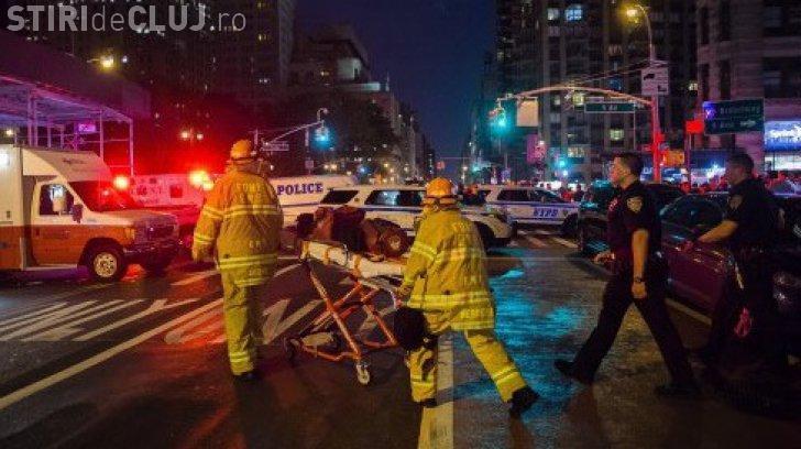 New York sub teroare! Cel puțin 29 de persoane au fost rănite în urma unui atentat cu bombă VIDEO