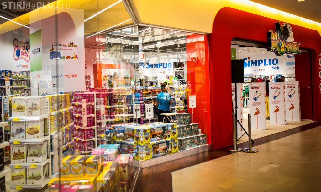 Noriel MegaStore s-a deschis la Iulius Mall Cluj