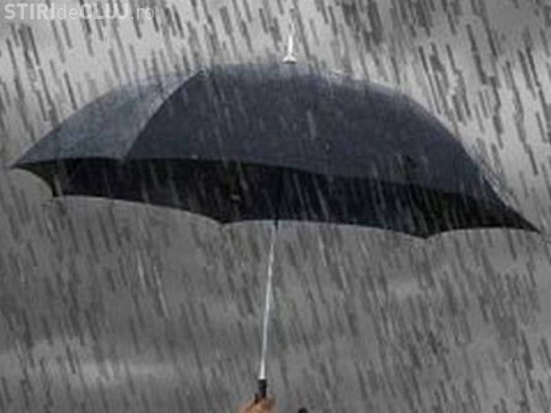 COD GALBEN de ploi. Ce anunță meteorologii