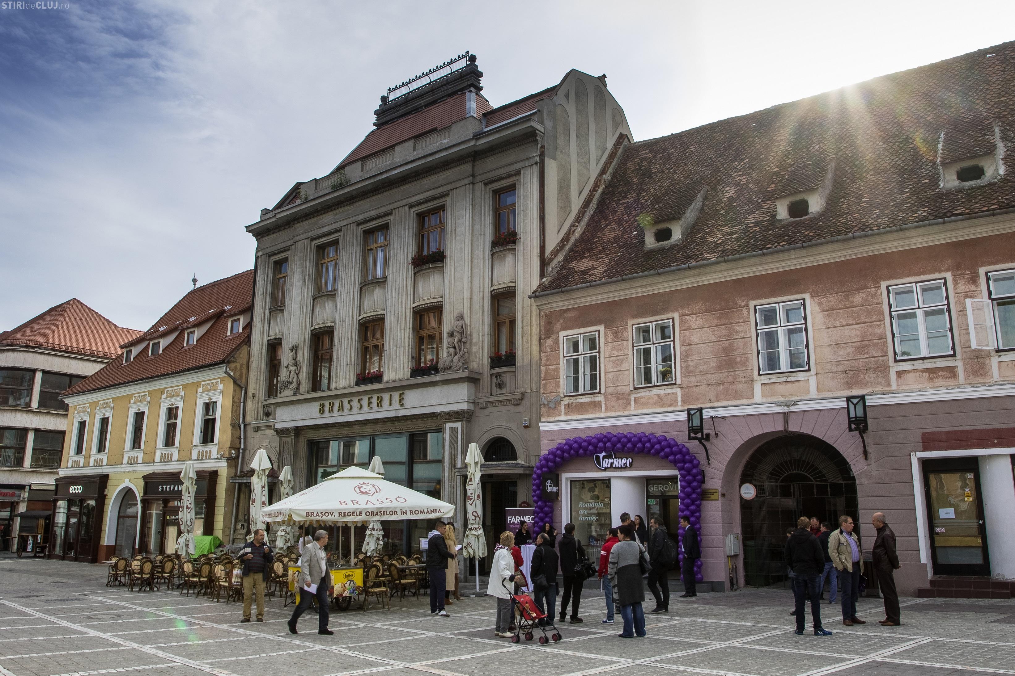 Clujenii de la Farmec au deschis un nou magazin, în Brașov (P)