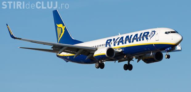 Ryanair s-a dus la Oradea