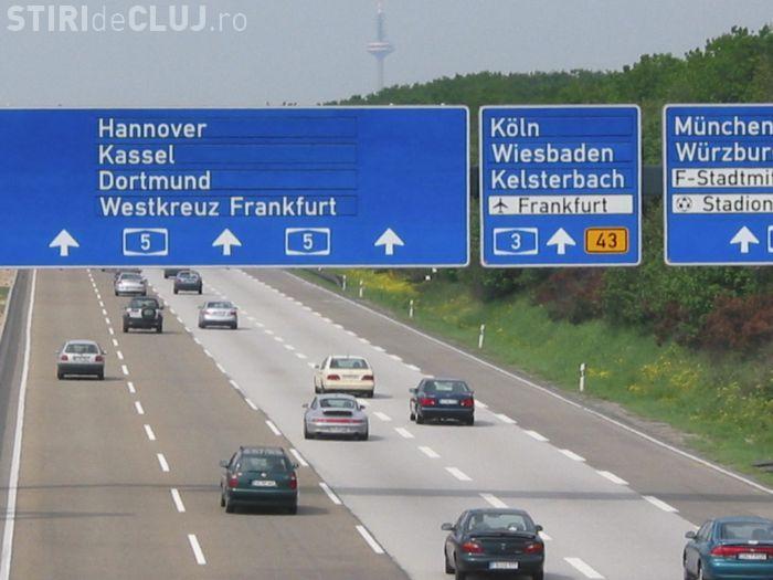 Germania vrea să introducă vignietă pe autostrăzi. Cine se opune!