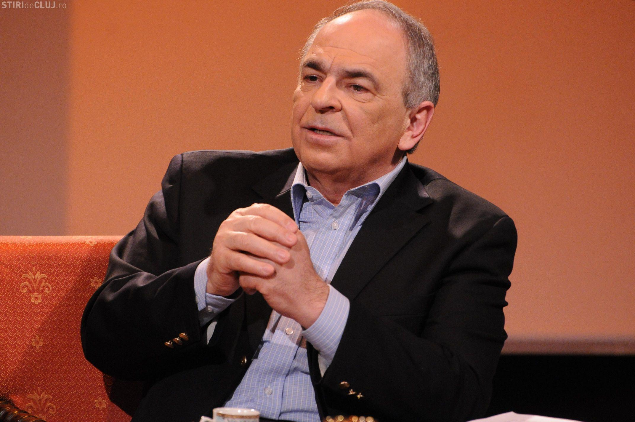 Liiceanu susține că rectorul UBB Cluj nu are ce căuta în comisia prezidenţială care va întocmi proiectul de ţară al României