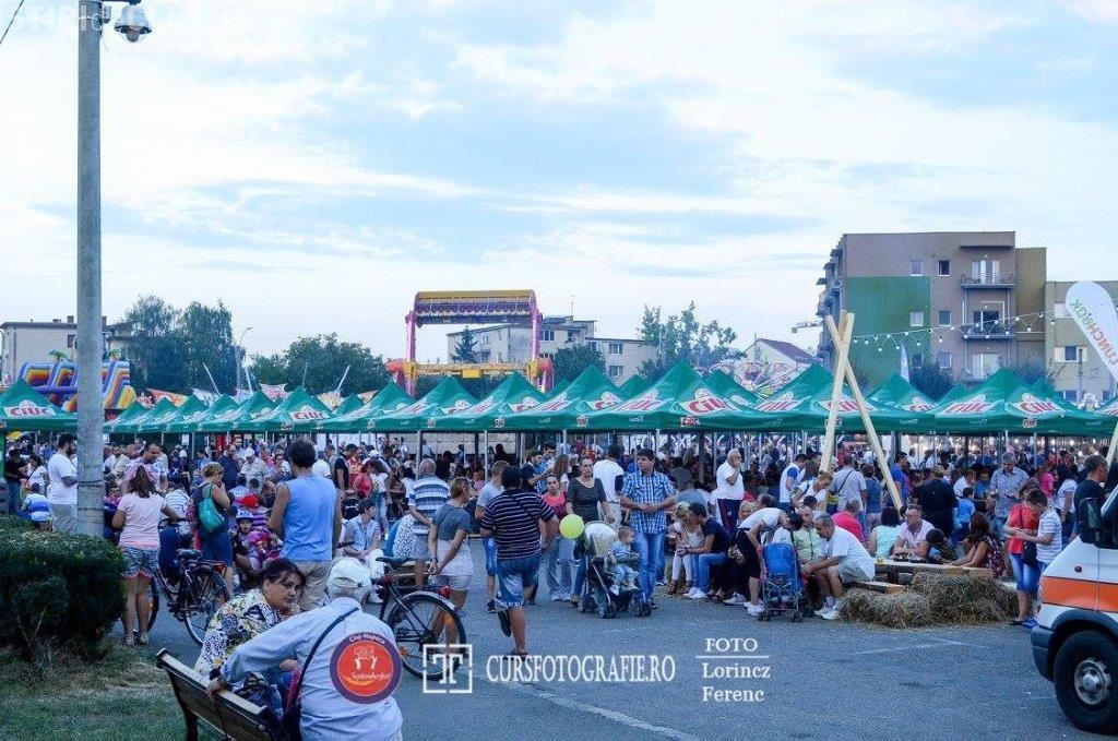 Septemberfest 2016, un real succes la Cluj-Napoca. Mii de oameni s-au distrat la festivalul berii GALERIE FOTO