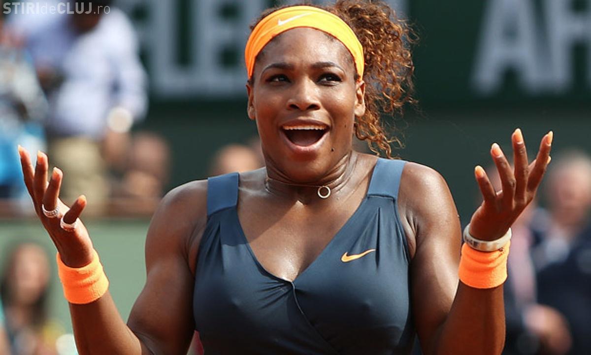 Serena Williams a pierdut primul loc mondial. Ce a răspuns când a fost întrebată dacă a obosit-o Halep