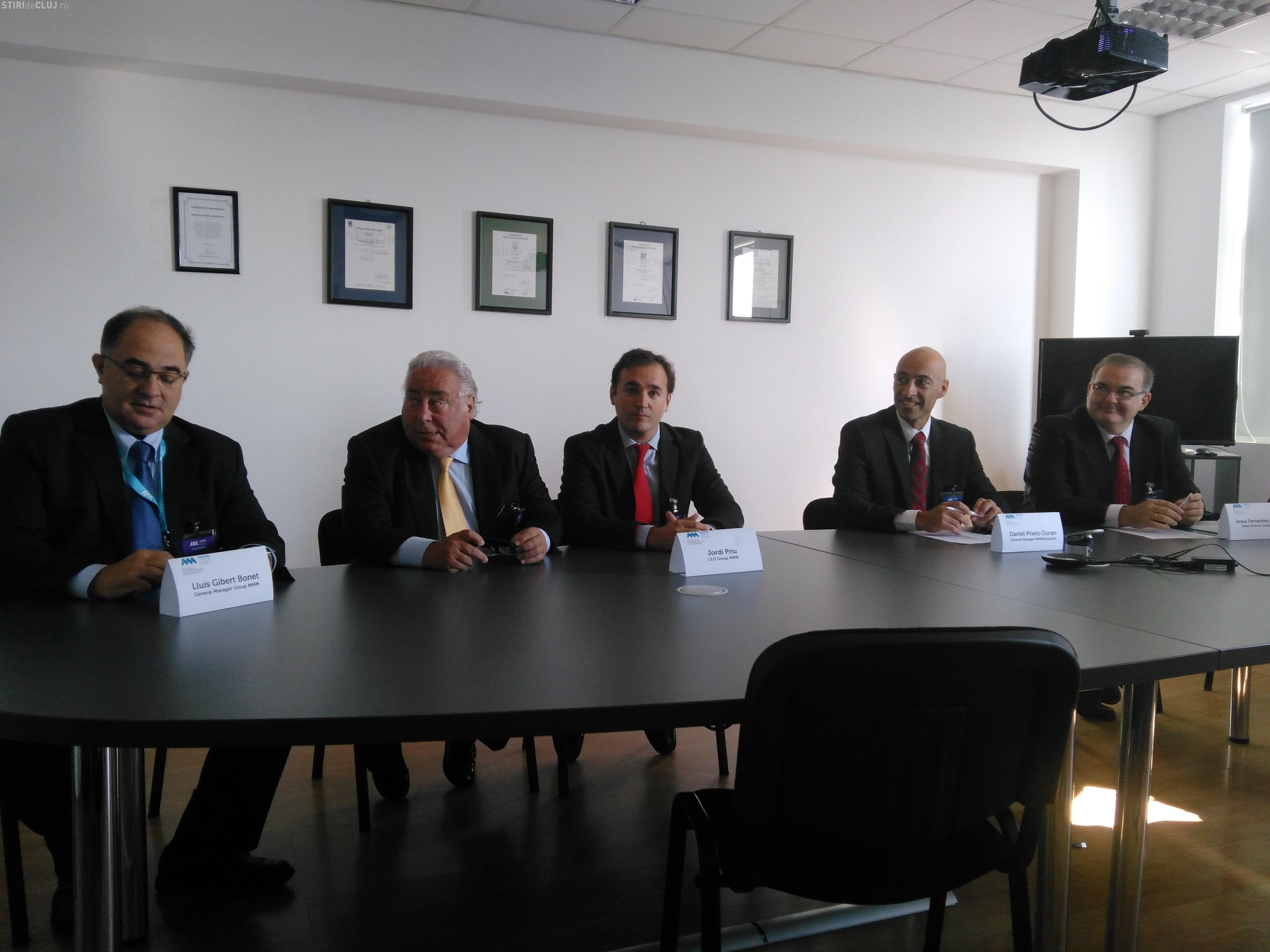 Compania MMM Autoparts aniversează 10 ani de activitate în Cluj. Fac piese pentru cei mai importanți producători auto (P)