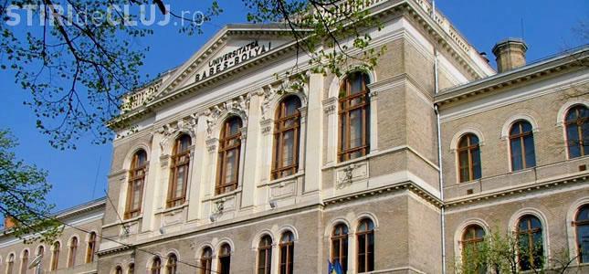 UBB Cluj e prima universitate din România
