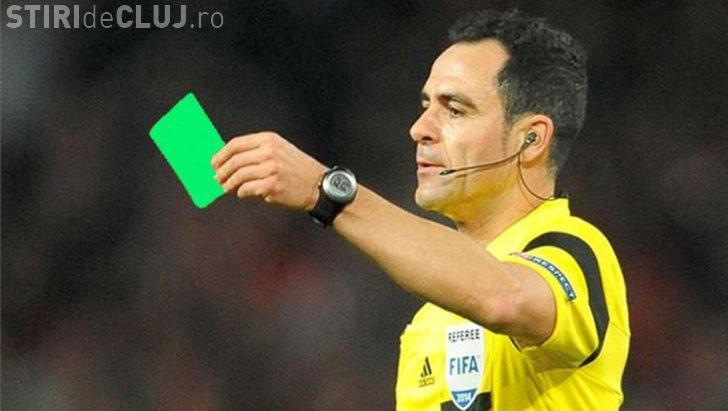 S-a acordat primul cartonaș verde din fotbal. Ce semnifică