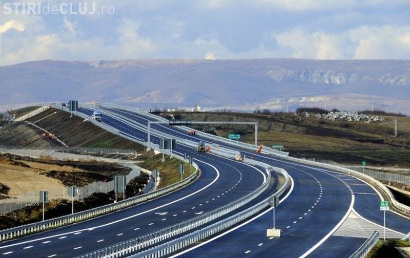 Autostrada Transilvania se închide pentru lucrări