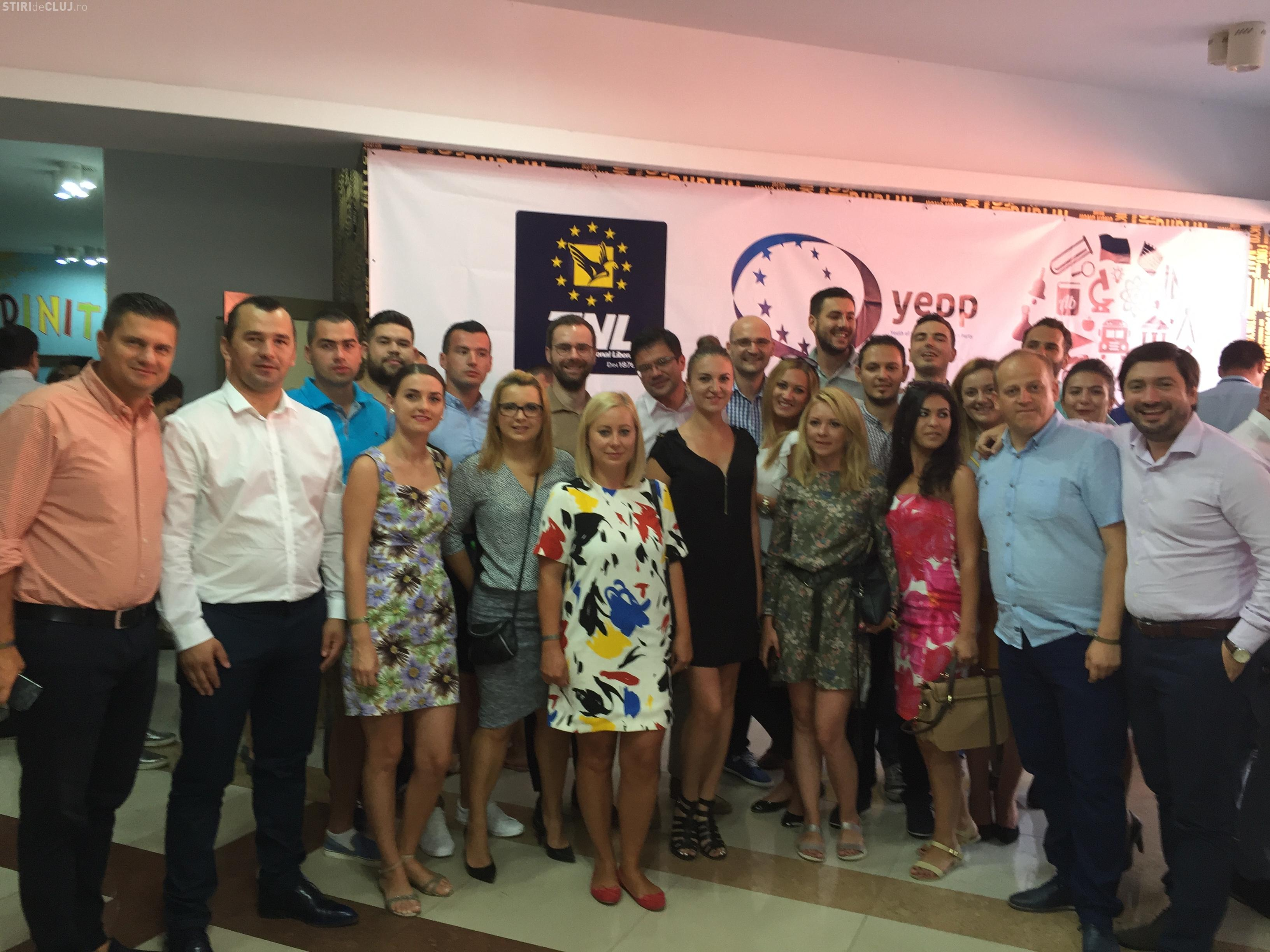 Clujeanca Maria Forna, aleasă președintele executiv al TNL la Şcoala Politică de Vară de la Eforie Nord