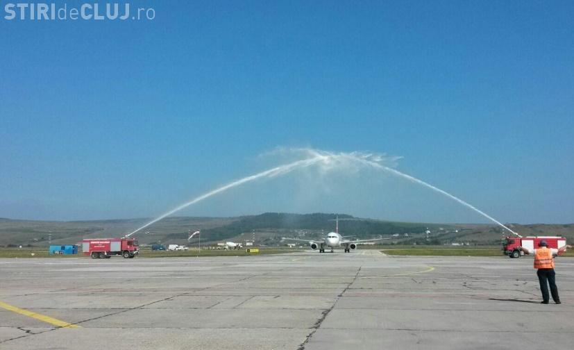 Aeroportul Cluj a câștigat un premiu