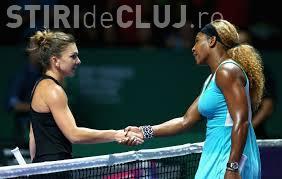 Halep, după ce a fost învinsă de Serena Williams: A fost cel mai bun meci al meu în fața Serenei