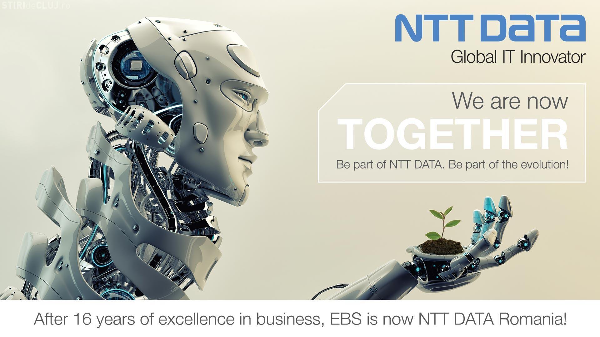 Evoluţia cifrei de afaceri, în creştere cu 40% pentru NTT DATA România (P)