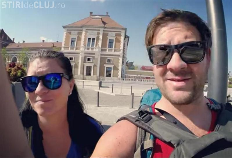 Americanii care au criticat Clujul loviți de replica unei turiste din Belgia: Se CRED proprietarii lumii!
