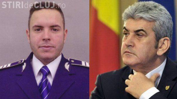 Clujul protestează împotriva lui Oprea