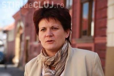 Viceprimarul Clujului, Anna Horvath, intră în concediu fără plată pe toată perioada investigațiilor DNA