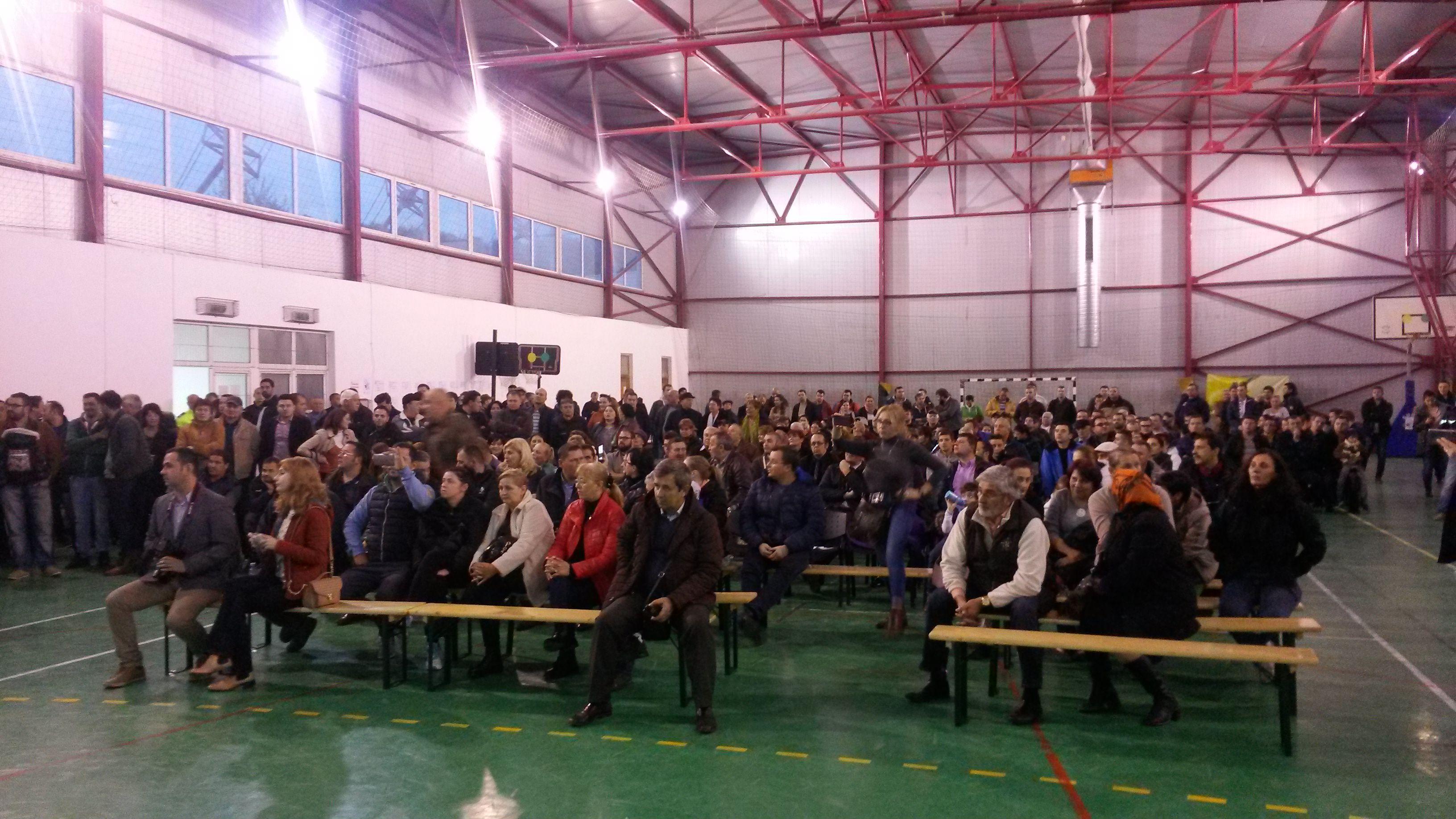 Primarul Horia Șulea a spus RĂSPICAT că ferma din Florești e pe cale de dispariție - VIDEO