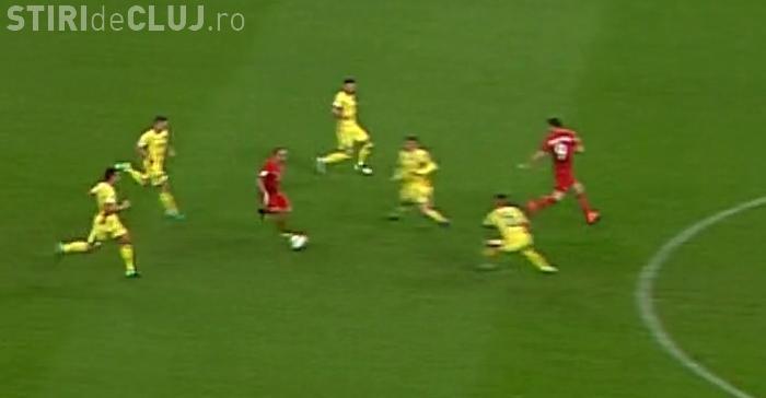 Înfrângere CLARĂ a României în fața Poloniei. Tricolorii au pierdut cu 0-3 REZUMAT VIDEO
