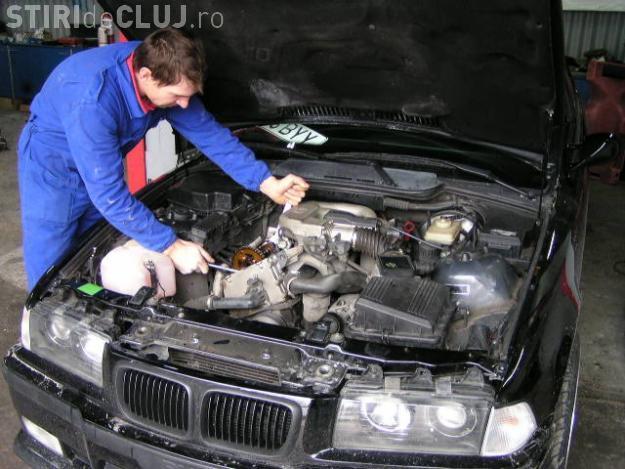 Primăria Cluj-Napoca a suspendat activitatea a 5 service-uri auto